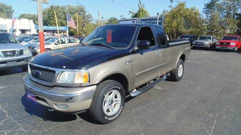 2003 Ford F-150 for sale in Lancaster, OH