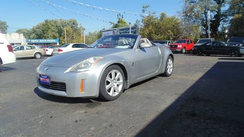 2005 Nissan 350Z for sale in Lancaster, OH