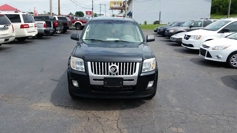 2009 mercury mariner awd v6 4dr suv in chillicothe oh instant auto sales. Black Bedroom Furniture Sets. Home Design Ideas