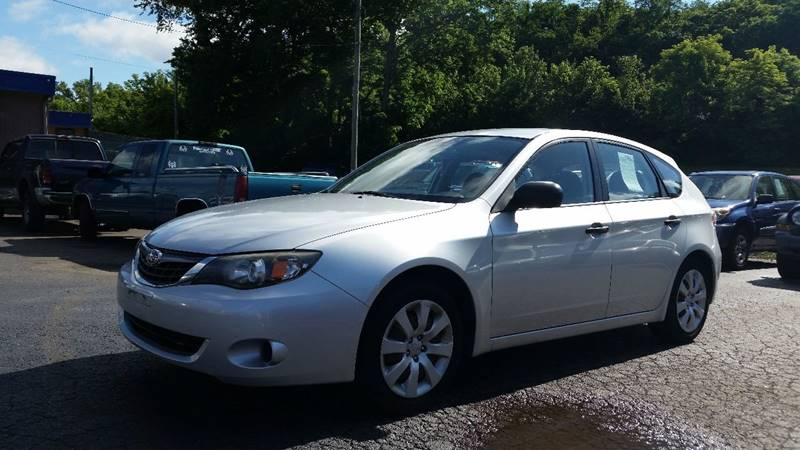 2008 subaru impreza awd 4dr wagon 4a in chillicothe oh instant auto sales. Black Bedroom Furniture Sets. Home Design Ideas