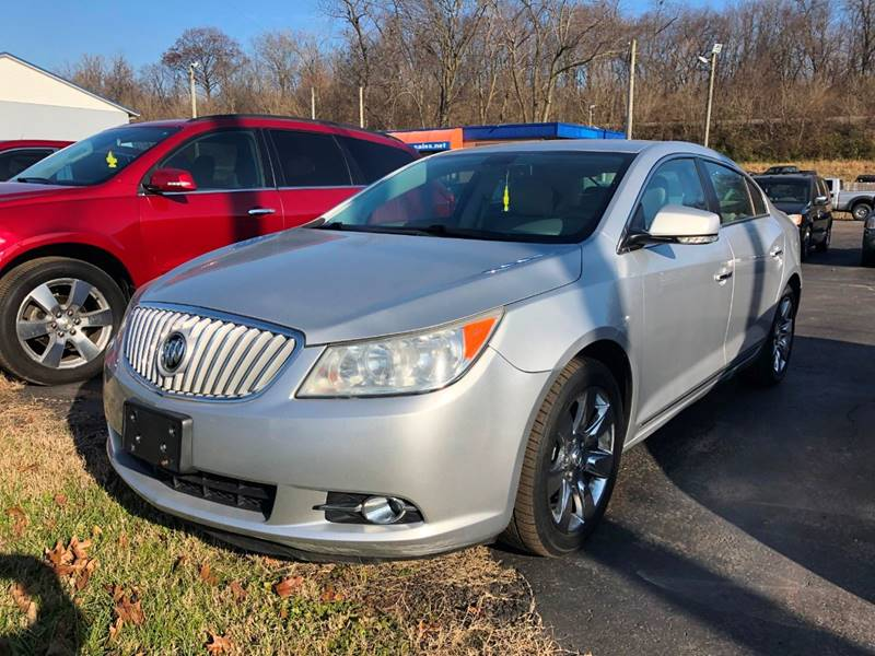 2012 buick lacrosse premium 1 4dr sedan in chillicothe oh instant auto sales. Black Bedroom Furniture Sets. Home Design Ideas