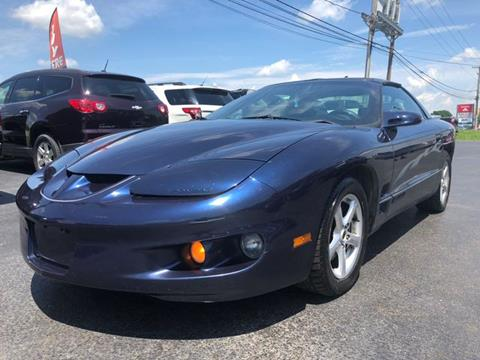 2001 Pontiac Firebird for sale in Chillicothe, OH