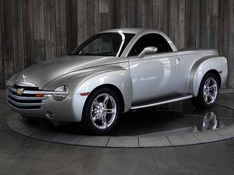2005 Chevrolet Ssr For Sale In Bettendorf Ia