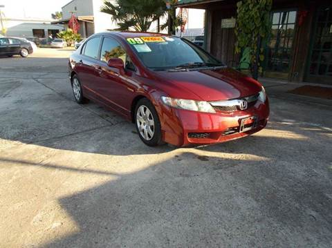 2009 Honda Civic for sale at MOTION TREND AUTO SALES in Tomball TX