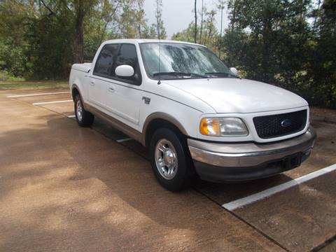 2002 Ford F-150 Heritage