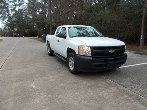 2011 Chevrolet Silverado 1500 for sale at MOTION TREND AUTO SALES in Tomball TX