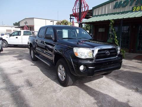 2005 Toyota Tacoma for sale at MOTION TREND AUTO SALES in Tomball TX