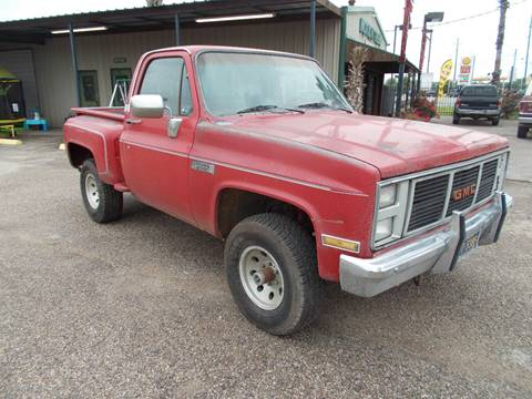1986 GMC C/K 1500 Series for sale in Tomball, TX