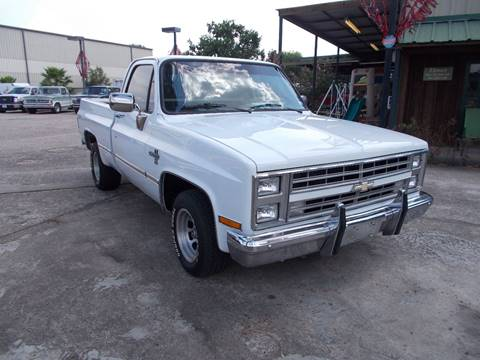 1987 Chevrolet R/V 10 Series for sale in Tomball, TX
