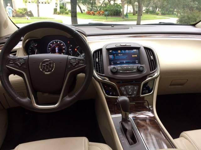 2014 Buick LaCrosse Premium II 4dr Sedan - Ormand Beach FL