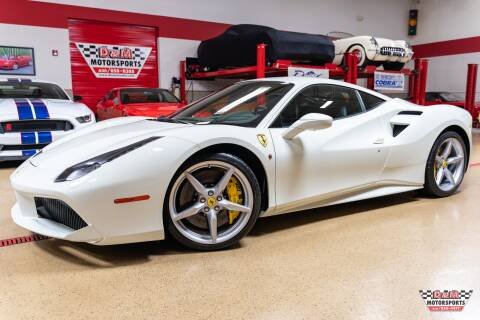 Ferrari Dealership Nc >> 2019 Ferrari 488 Gtb For Sale In Glen Ellyn Il