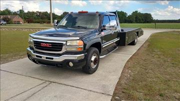 2006 GMC Sierra 3500 for sale in Salemburg, NC