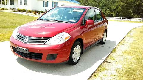 2010 Nissan Versa for sale in Clinton, NC