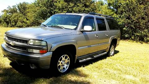 2002 Chevrolet Suburban for sale in Salemburg, NC