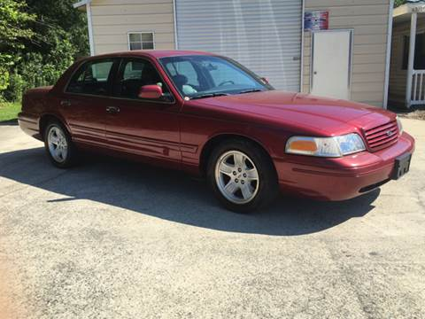 2002 Ford Crown Victoria for sale in Salemburg, NC