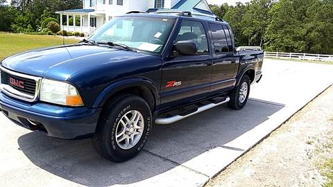 2003 GMC Sonoma for sale in Salemburg, NC