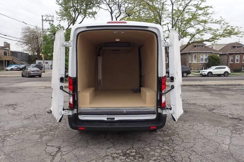 2015 Ford Transit Cargo 250 3dr LWB Medium Roof Cargo Van w/Sliding Passenger Side Door - Chicago IL