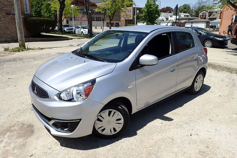 2017 Mitsubishi Mirage ES 4dr Hatchback CVT - Chicago IL