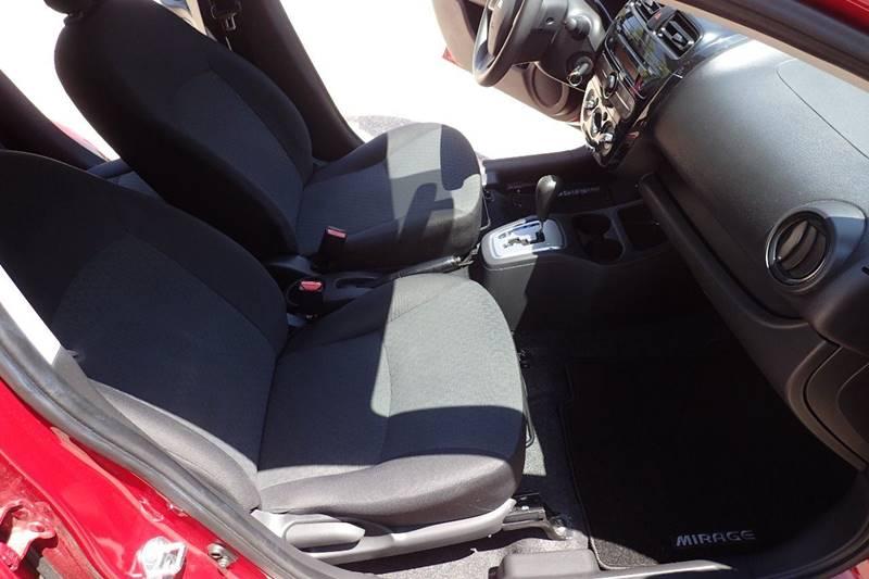 2017 Mitsubishi Mirage ES 4dr Hatchback CVT - Chicago IL