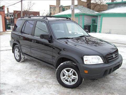 1999 Honda CR-V for sale at OUTBACK AUTO SALES INC in Chicago IL
