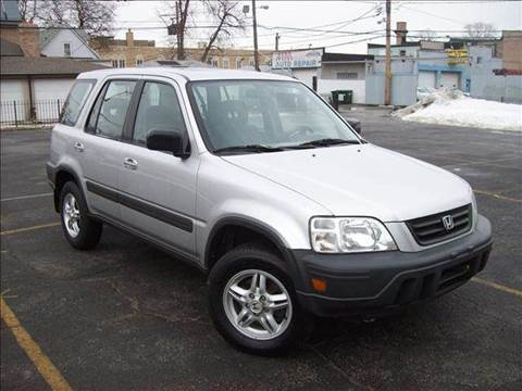 1998 Honda CR-V for sale at OUTBACK AUTO SALES INC in Chicago IL