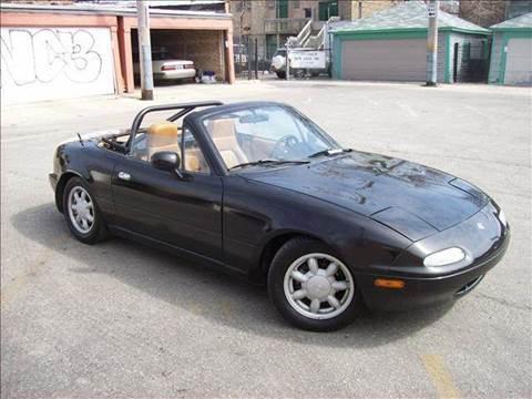 1993 Mazda MX-5 Miata for sale at OUTBACK AUTO SALES INC in Chicago IL