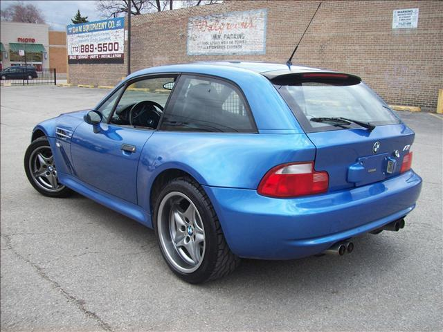 1999 Bmw Z3 M Coupe In Chicago IL - OUTBACK AUTO SALES INC