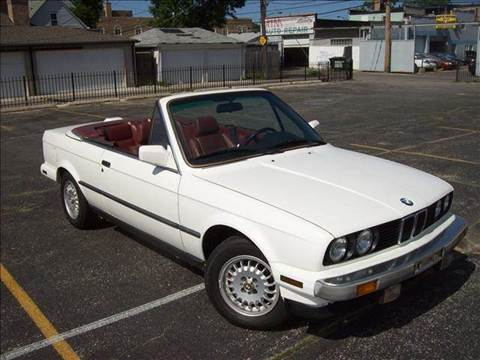 1987 BMW 3 Series for sale at OUTBACK AUTO SALES INC in Chicago IL