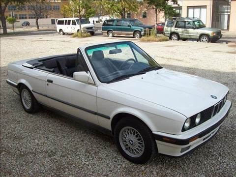 1992 BMW 3 Series for sale at OUTBACK AUTO SALES INC in Chicago IL