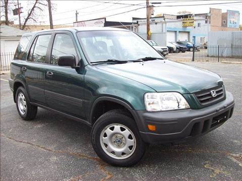 2001 Honda CR-V for sale at OUTBACK AUTO SALES INC in Chicago IL