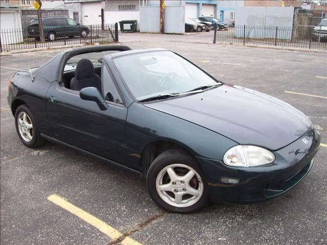 1996 Honda Civic del Sol for sale at OUTBACK AUTO SALES INC in Chicago IL