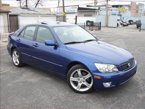 2003 Lexus IS 300 for sale at OUTBACK AUTO SALES INC in Chicago IL