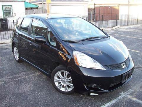 2010 Honda Fit for sale at OUTBACK AUTO SALES INC in Chicago IL