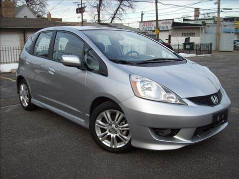 2011 Honda Fit for sale at OUTBACK AUTO SALES INC in Chicago IL