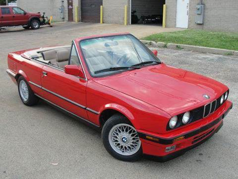 1991 BMW 3 Series for sale at OUTBACK AUTO SALES INC in Chicago IL