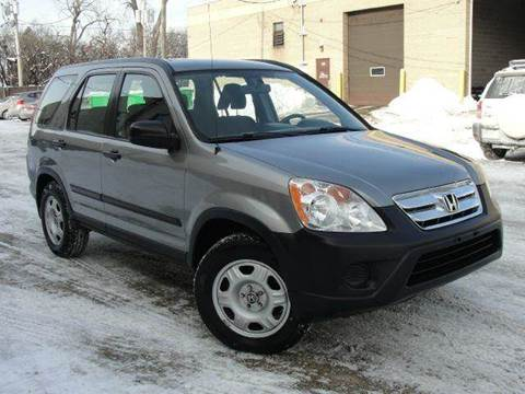 2005 Honda CR-V for sale at OUTBACK AUTO SALES INC in Chicago IL