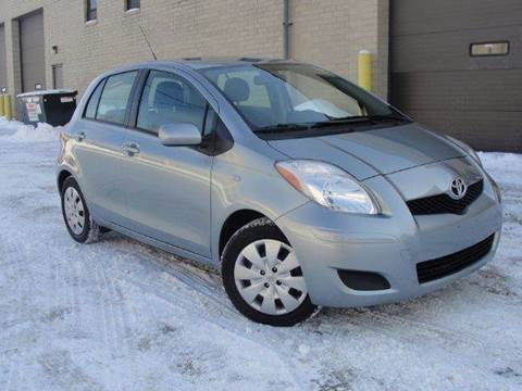 2010 Toyota Yaris for sale at OUTBACK AUTO SALES INC in Chicago IL