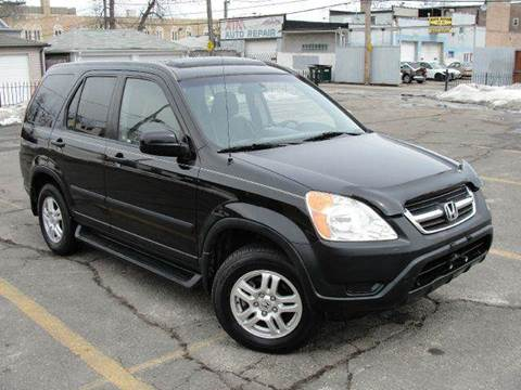 2004 Honda CR-V for sale at OUTBACK AUTO SALES INC in Chicago IL