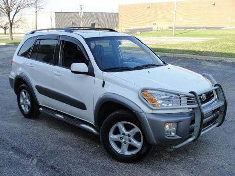 2001 Toyota RAV4 for sale at OUTBACK AUTO SALES INC in Chicago IL