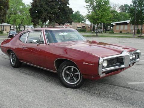 1969 Pontiac Tempest