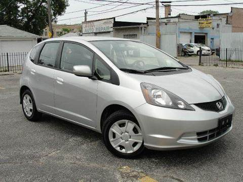 2013 Honda Fit for sale at OUTBACK AUTO SALES INC in Chicago IL