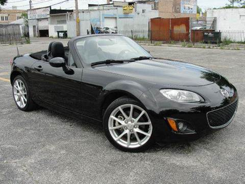2010 Mazda MAZDASPEED MX-5 for sale at OUTBACK AUTO SALES INC in Chicago IL