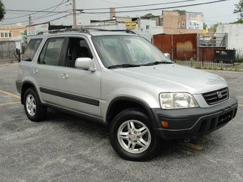 2000 Honda CR-V for sale at OUTBACK AUTO SALES INC in Chicago IL
