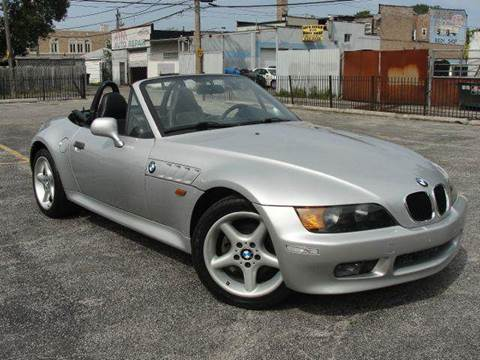 1998 BMW Z3 for sale at OUTBACK AUTO SALES INC in Chicago IL
