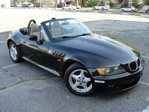 1999 BMW Z3 for sale at OUTBACK AUTO SALES INC in Chicago IL