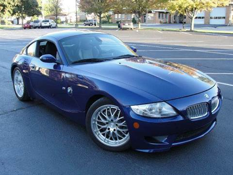 2007 BMW Z4 M for sale at OUTBACK AUTO SALES INC in Chicago IL