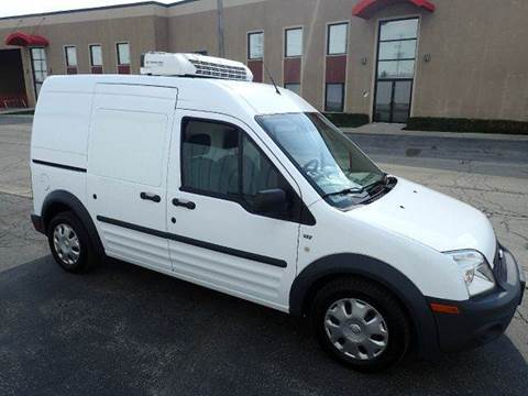 2011 Ford Transit REEFER Refrigerated for sale at OUTBACK AUTO SALES INC in Chicago IL