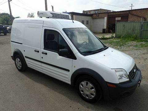 2013 Ford Transit Connect for sale at OUTBACK AUTO SALES INC in Chicago IL