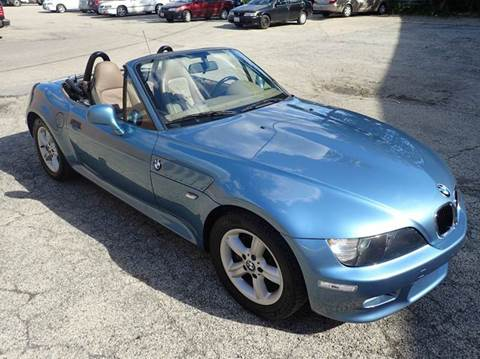 2002 BMW Z3 for sale at OUTBACK AUTO SALES INC in Chicago IL