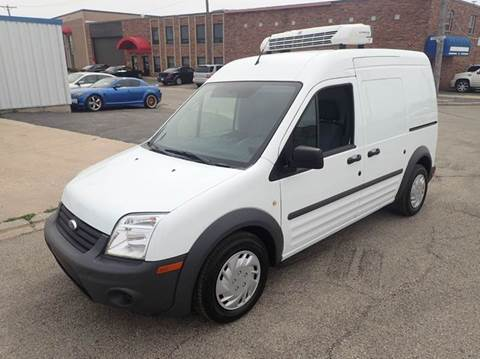 2011 Ford Transit Connect for sale at OUTBACK AUTO SALES INC in Chicago IL